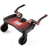 2750 Подножка  Buggy Board Maxi  Red  LASCAL
